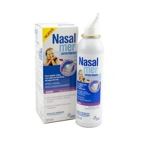 Nasalmer Hipertónico Junior Spray Nasal 125ml