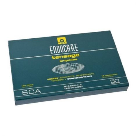 Endocare Tensage Ampollas 10 X 2ml