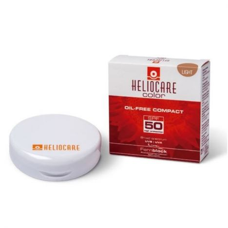 Heliocare Compacto Oil Free SPF50 Light 10gr