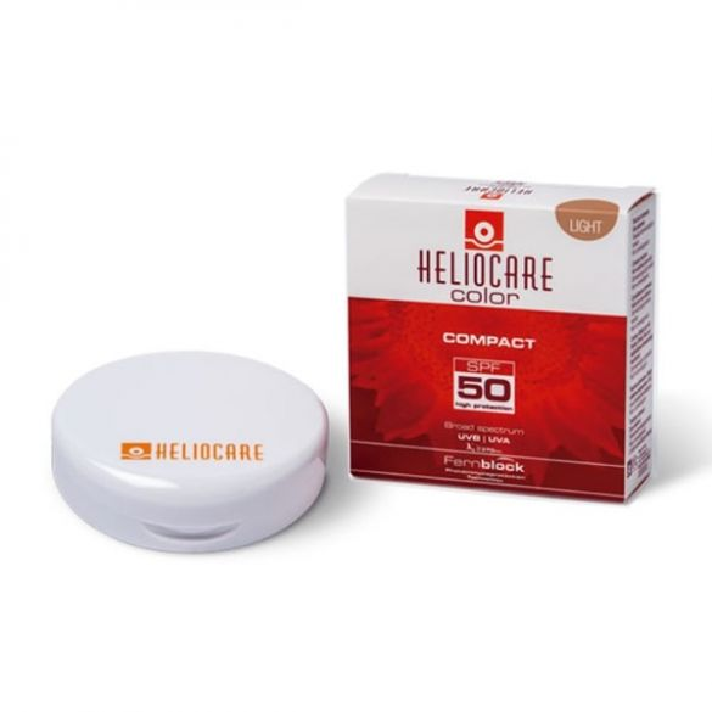 HELIOCARE COMPACTO SPF50 CLARO