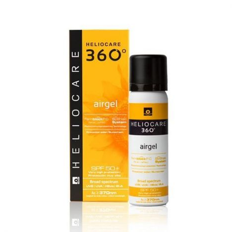 HELIOCARE 360º AIRGEL SPF50+ 60ml.