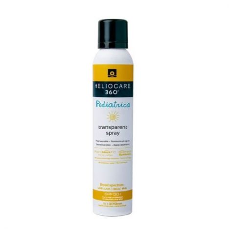 HELIOCARE 360º PEDIATRICS TRANSPARENT SPRAY SPF50+