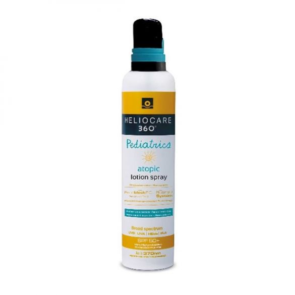 HELIOCARE 360º PEDIATRICS LOCION SPRAY 200ml.