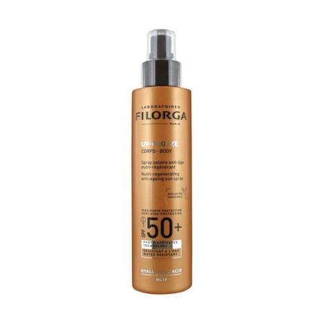 FILORGA SOLAR UV BRONZE BODY SPF50+ 150ml.