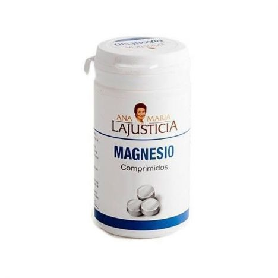 Ana Maria Lajusticia Cloruro De Magnesio 147 Comprimidos