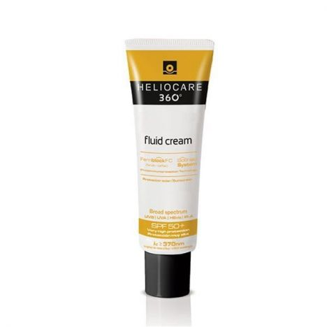 Heliocare 360º Fluidcream SPF50+ 50ml