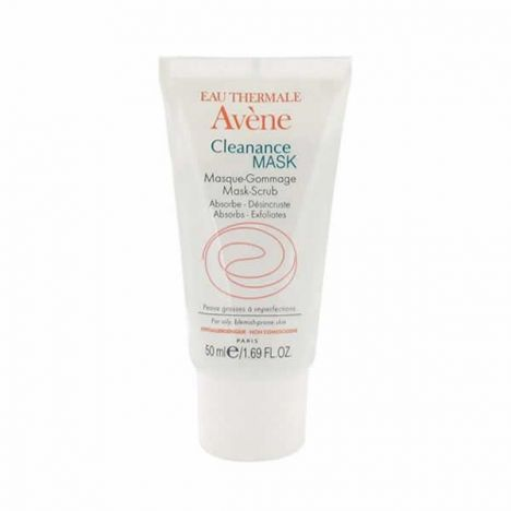 Avene Cleanance Mascarilla-Exfoliante 50 ml