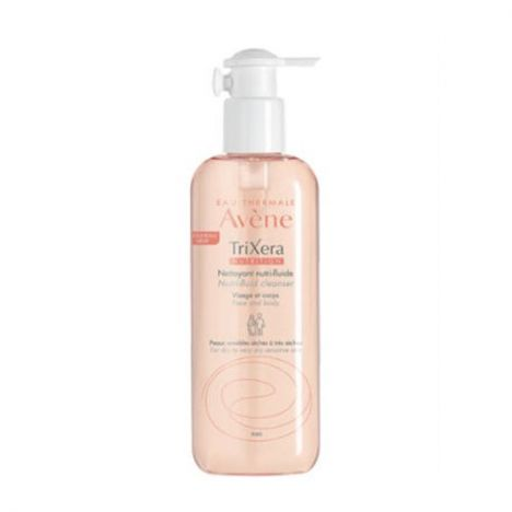 Avene Trixera Nutrition Gel Limpiador 400 ml