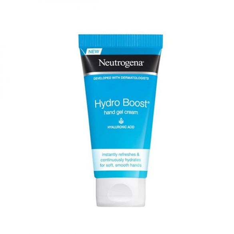 Neutrogena Hydro Boost Crema de Manos Gel 75 ml