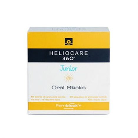 Heliocare 360º Junior Oral Sticks 20x1 gr