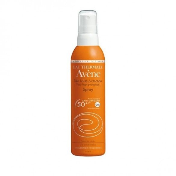 AVENE SOLAR SPRAY 50+ 200ml.