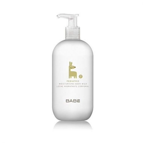 BABE PEDIATRICO LECHE CORPORAL 500ml.