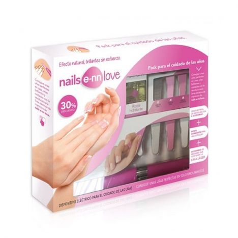 E-NN Love Nails Complete Nail Pack 3
