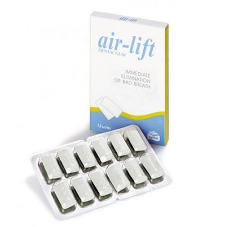 Air Lift Fresh Breath 12 Chicles