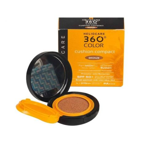 Heliocare 360º Cushion Compact Bronze SPF50+ 15gr