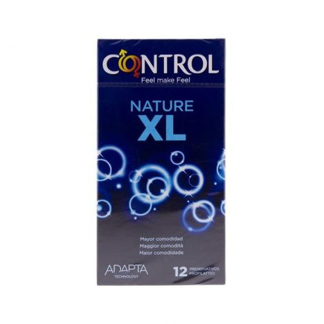 Control Adapta Nature XL 12 Uds