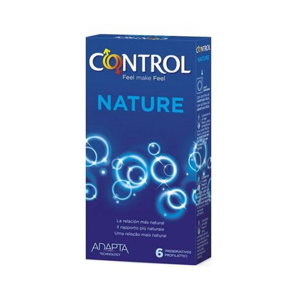 Control Adapta Nature 6 Uds