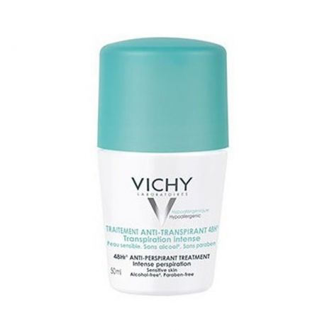 Vichy Mujer Desodorante Roll-On Regulador 48H