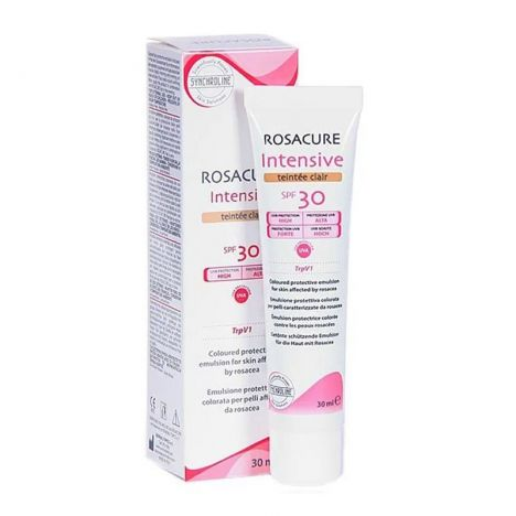 Rosacure Intensive Crema Color Light/Clair SPF30 30 ml