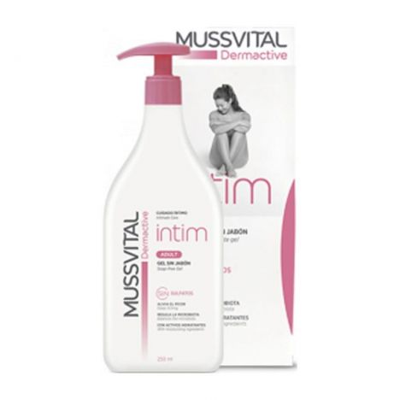 Mussvital Dermactive Gel Intimo Adulto 250 ml