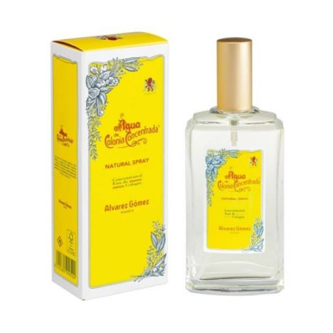 Alvarez Gomez Agua Colonia Concentrada Spray 150 ml