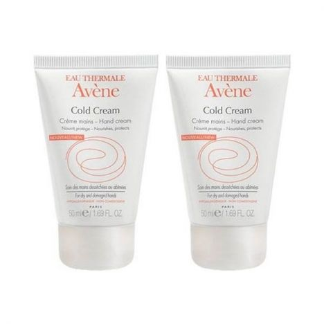 Avene Duplo Manos Cold Cream 2x50 ml
