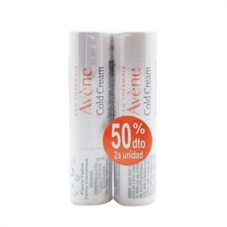 Avene Duplo Stick Cold Cream 2x4 gr
