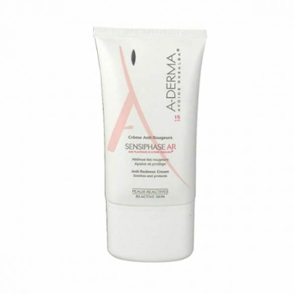 Aderma Sensiphase Crema Anti-rojeces 40 ml
