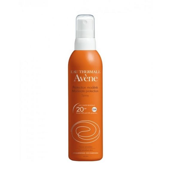 Avene Spray Solar SPF20 200ml