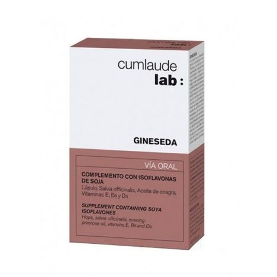 CUMLAUDE GYNELAUDE GINESEDA 30 CAPS