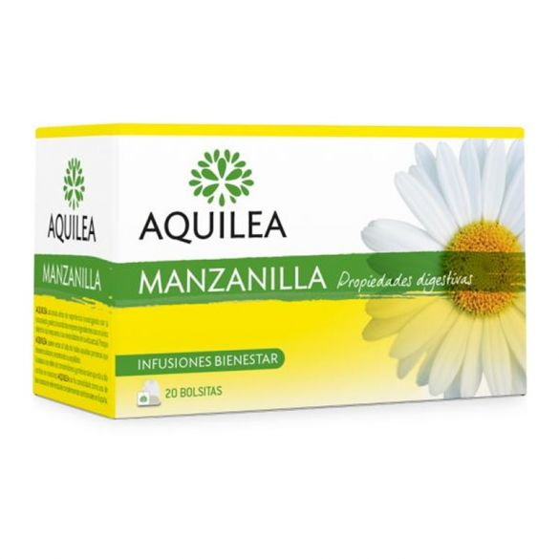 Aquilea Infusion Manzanilla 20 Bolsitas