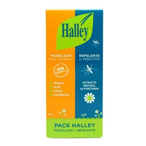 Halley Pack Repelente 150ml + Picbalsam 40ml