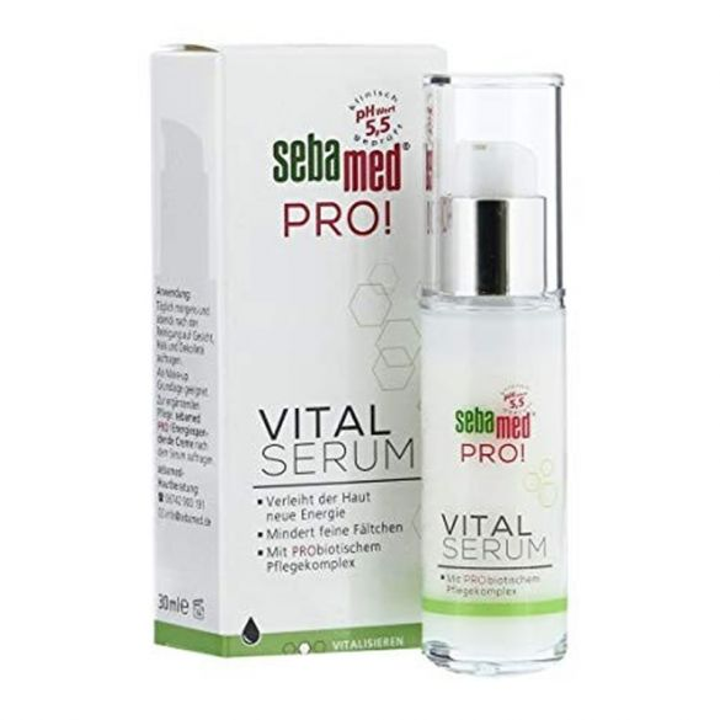 Leti Sebamed Pro Serum Vital 30ml