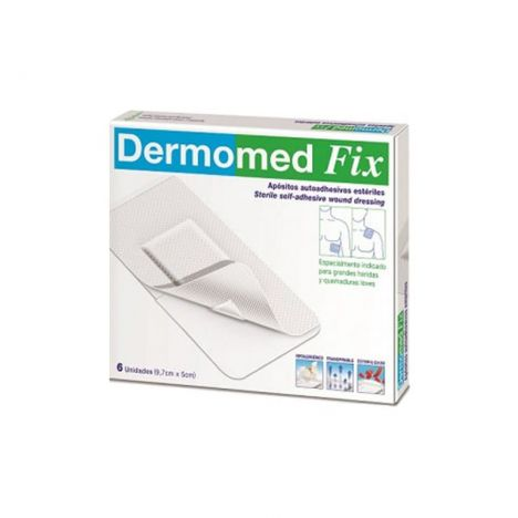 Dermomed Fix 75cm X 8cm 1ud