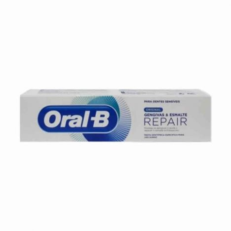 Oral B Pasta Original Repair Duplo Dientes Sensibles 2 X 100ml