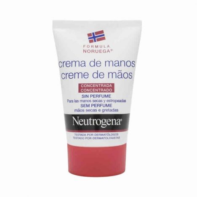 Neutrogena Crema de Manos Rapida Absorción 75ml