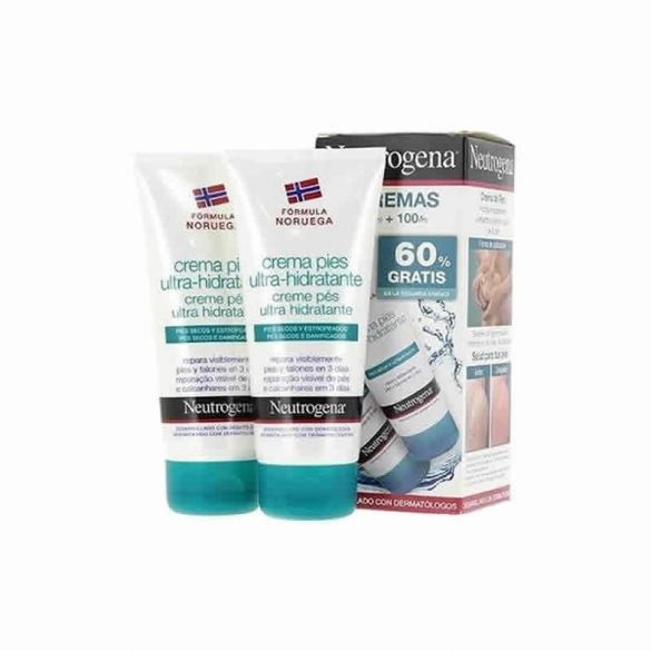 Neutrogena Pies Secos Y Estropeados Duplo 2 x 100ml