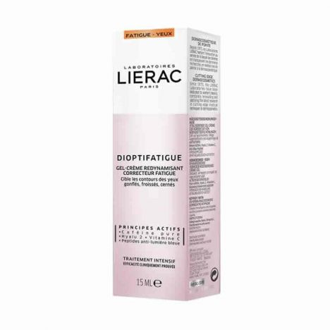 Lierac Dioptifatigue Gel-Crema Correccion de Fatiga 15ml