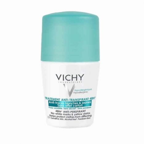 Vichy Desodorante Roll-On Anti-Transpirante 48h 50ml