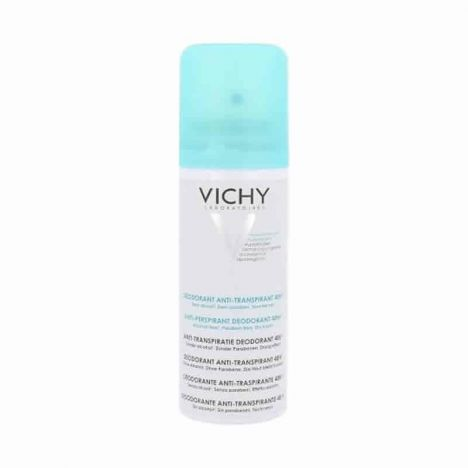 Vichy Desodorante Mujer Spray Anti-Transpirante 48h 125ml