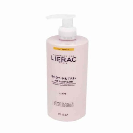 Lierac Body-Nutri+ Leche Relipidante 400ml