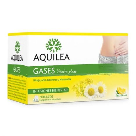 Aquilea Infusion Gases 20 Filtros 1.20gr