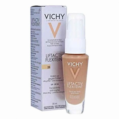 Vichy Base De Maquillaje Liftactiv Nº55 Bronze 30ml
