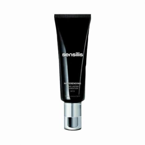 Sensilis Neverending Maquillaje Fluido 05 Gold SPF15 30ml