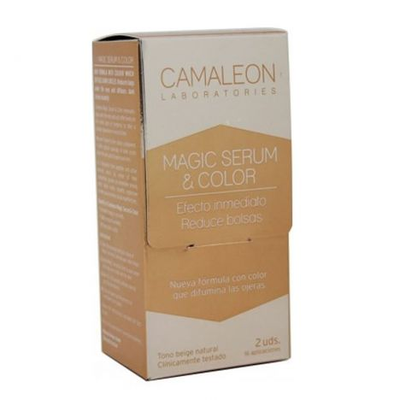 Camaleon Magic Serum Color Efecto Inmediato 2 Uds