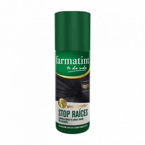 Farmatint Stop Raíces Color Negro 75ml