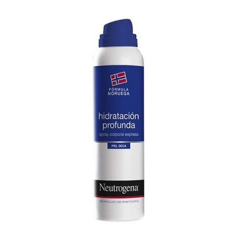 Neutrogena Corporal Locion Hidratante 200ml Spray
