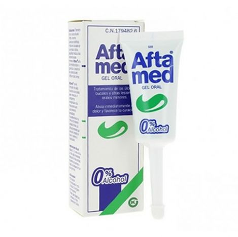 Aftamed gel oral 15ml.