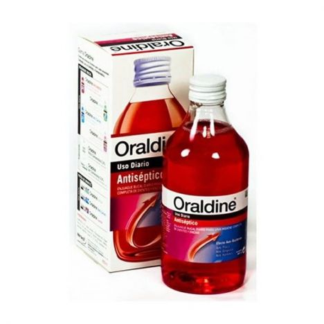ORALDINE ANTISEPTICO COLUTORIO 400 ML