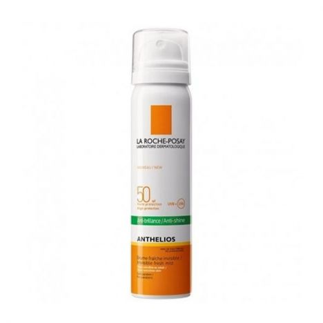 ANTHELIOS BRUMA FRESCA INVISIBLE SPF50+ 75ml.